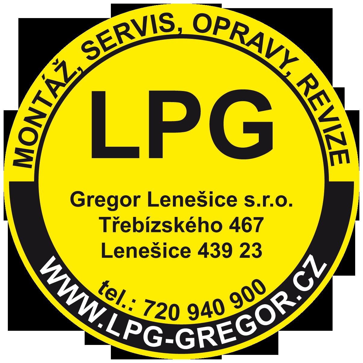 LPG Gregor Lenešice s.r.o.